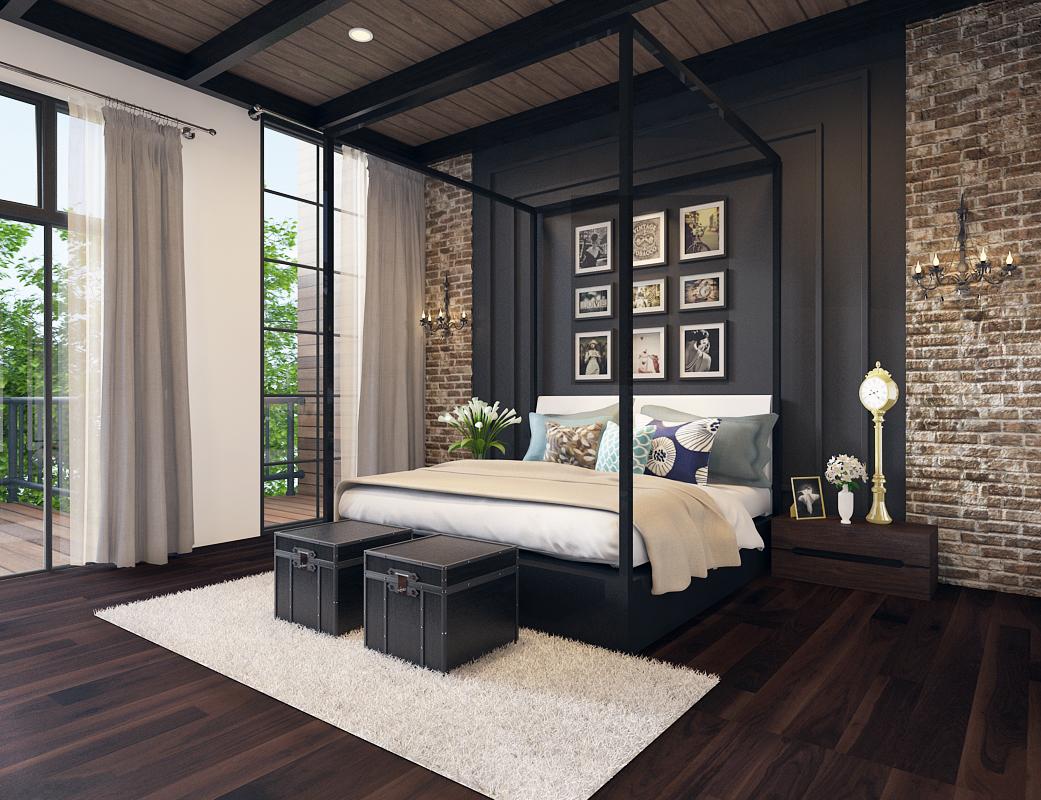 BSD - Master Bedroom
