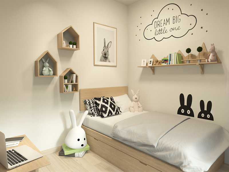 Serpong - Kid Bedroom