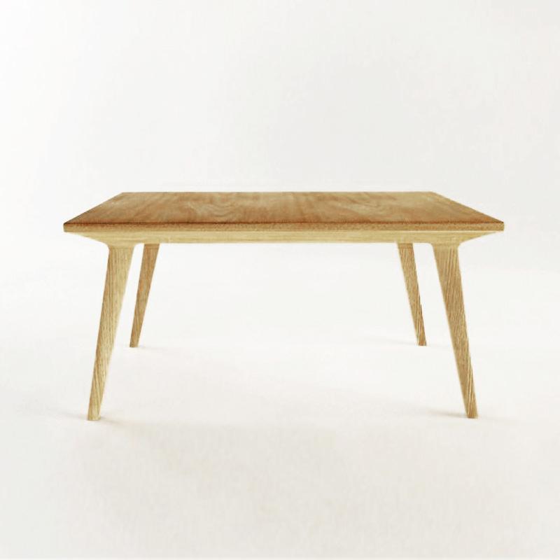 Groove Coffee Table