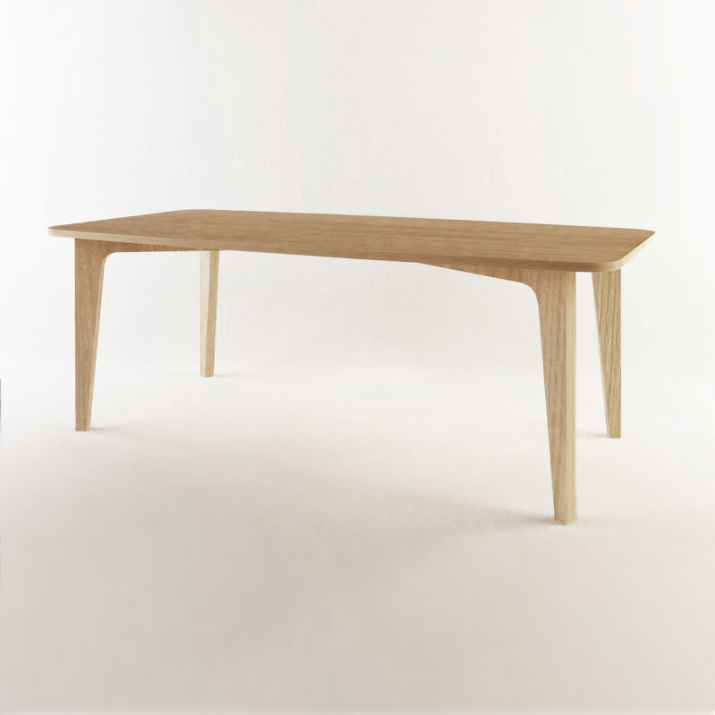 Kurve Dining Table