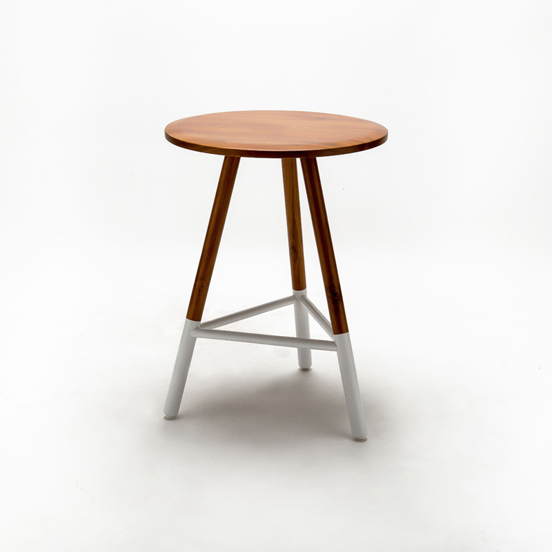 Trois Side Table