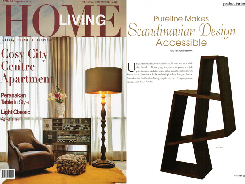 Home Living Magazine – Page 1