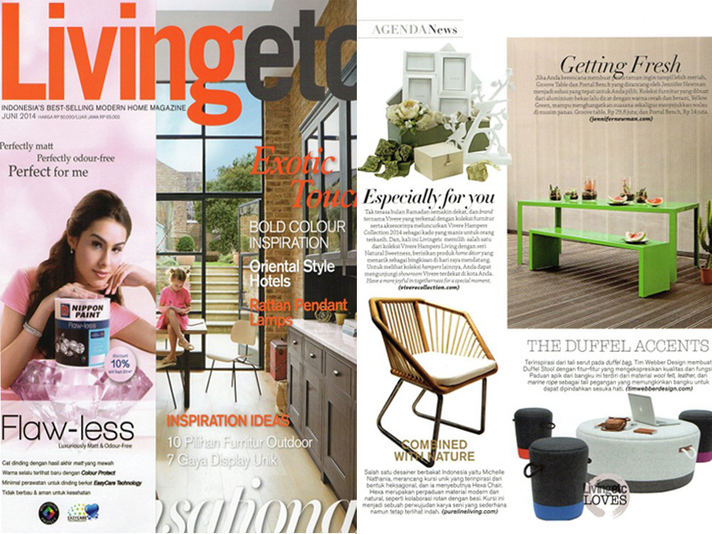 Living etc Magazine